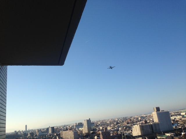 飛行機嫌い