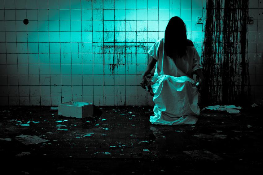 懐かしの写真、心霊スポットで撮影したある1枚。