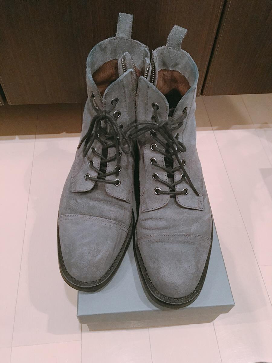 alfredoBANNISTERのブーツ
