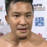 多分、KUSHIDA選手の日記は猪木さんの発言へのアンサーかな?