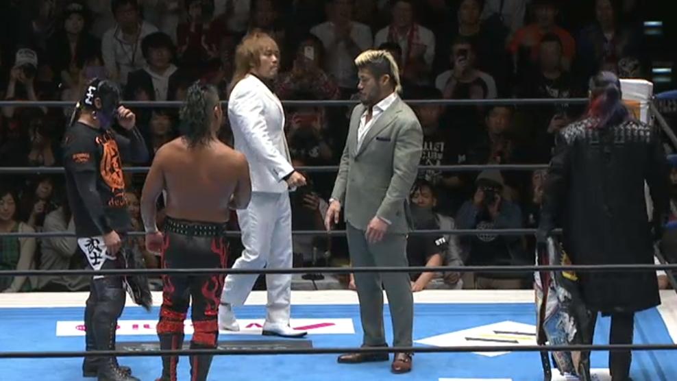 内藤哲也の再浮上は最短でも大阪城ホール大会か?ロスインゴの逆襲はあるのか?