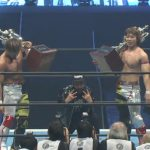 新日本プロレス大阪大会の結果 ジュニアタッグリーグ優勝決定戦