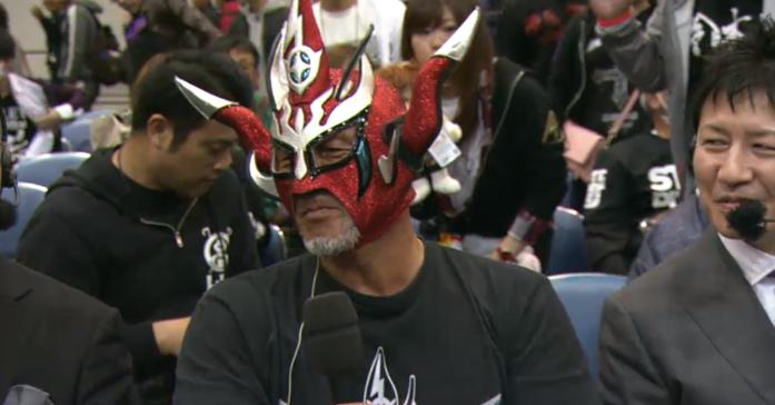 オカダを裏切る選手に気がついたライガー「新日本プロレスがひっくり返る」