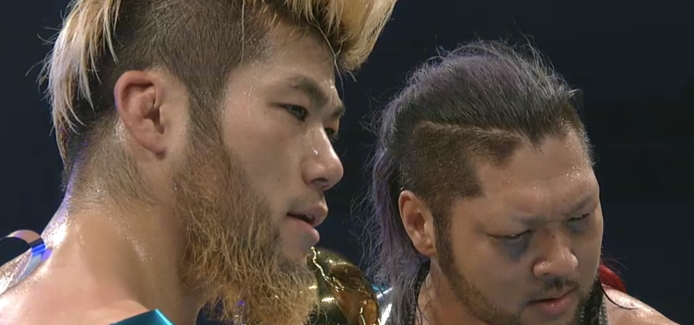 EVIL・SANADAが見事2連覇達成も東京ドームでは3WAYが濃厚に
