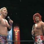 赤髪の棚橋がオカダと堅い結束、そしてYOSHI-HASHIへ再度「俺んとここいよ」?