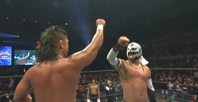 冬の札幌、ロスインゴVS鈴木軍 ジュニアタッグが超名勝負!しかし内藤とタイチは賛否両論