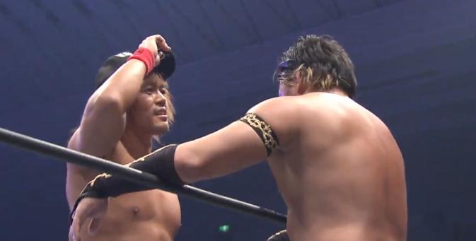 試合後にリング上で内藤がタイチにかけた言葉を解読「身勝手なボスは・・・」