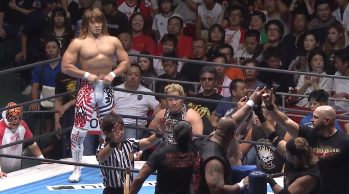 新日本プロレスは仲間がセコンドにつくというシチュエーションは無くなっていくのか