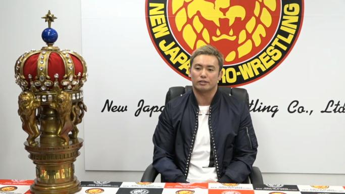 新日本プロレス マディソンスクエアガーデン大会の全対戦カードが決定