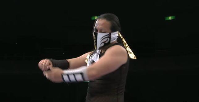 DOUKIが成田の目つきを変えた!シングルマッチが急激に楽しみな一戦に変化
