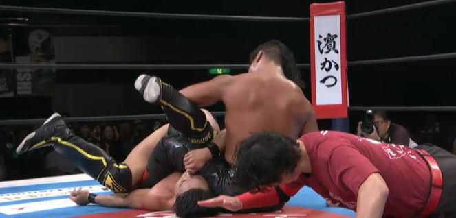 SHOと鷹木信悟のシングルマッチはとてつもない激闘に!BOSJのハードル急上昇!