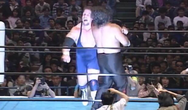 新日本プロレスの歴代最強外国人は?と聞かれたら「スコットノートン」と答えます。