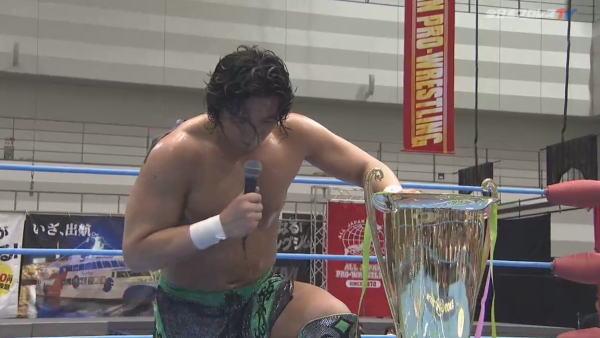 宮原健斗とジェイクリー、全日本プロレスの夜明けは近い。