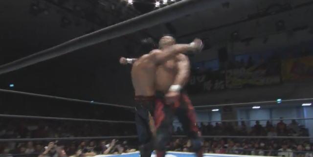 鷹木信悟が後藤を破壊して「新日本プロレスの勢力図をガラリと変える試合にする」