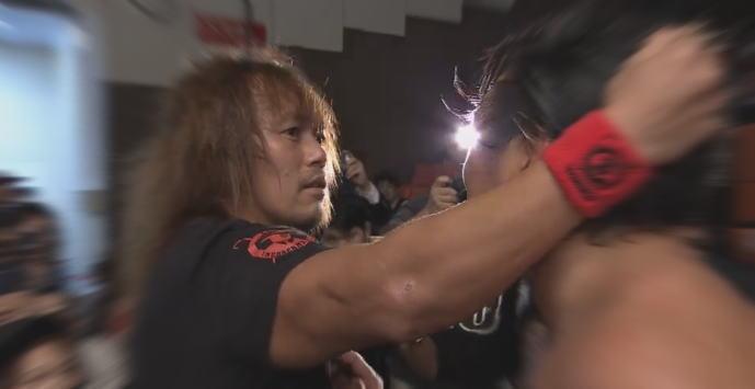 内藤哲也は継続してノーコメント。