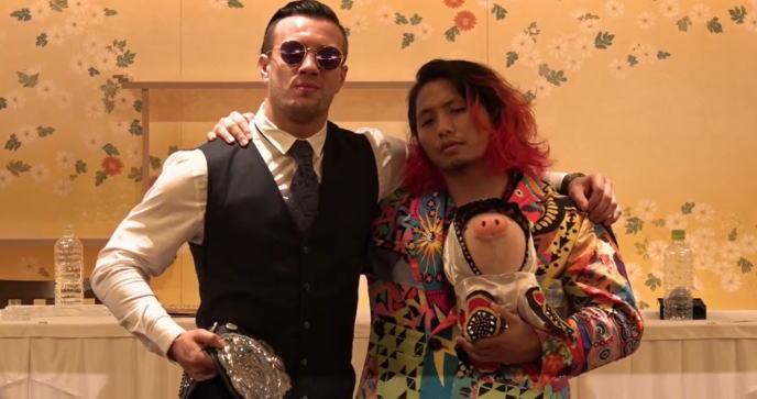高橋ヒロムとオスプレイ、ジュニア選手がユニットを結成して対ヘビー級に挑戦!?