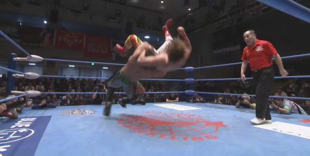 1月3日の三冠戦は宮原健斗VSジェイク・リーで確定か!?
