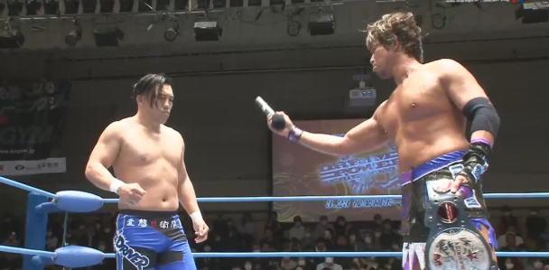 横須賀ススムがイザナギを退け世界ジュニアを防衛|佐藤光留がDRAGON GATEで挑戦決定か