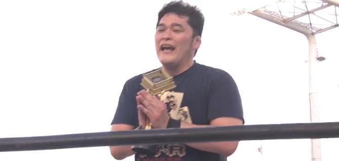 KOPW2020、初代王者は矢野通!!