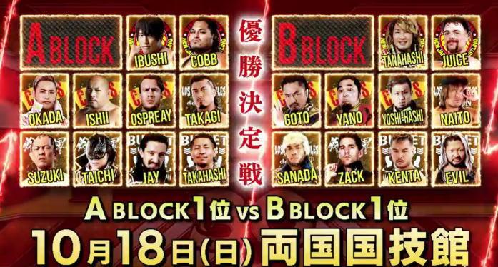 G1 CLIMAX 30 出場選手決定 海外組が戻ってくる!
